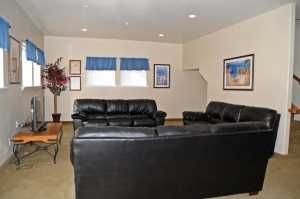 Residential Treatment Center living room