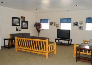 Upstairs living room area 2