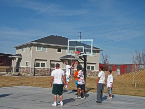 Treatment Center Basketball court 1