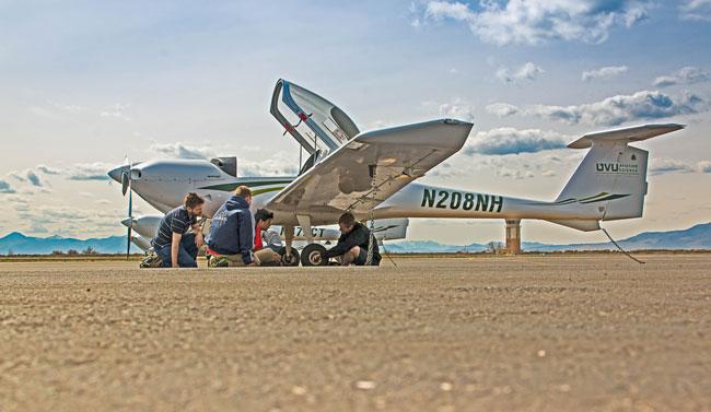 Aviation Internships Utah Valley University
